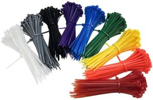 dây rút nhựa đủ màu