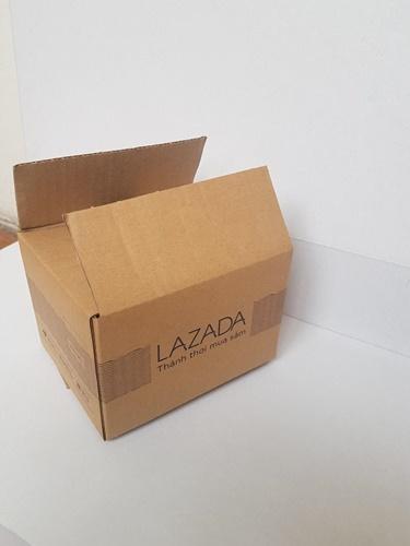thùng carton lazada