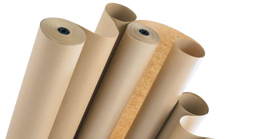 giấy kraft cuộn