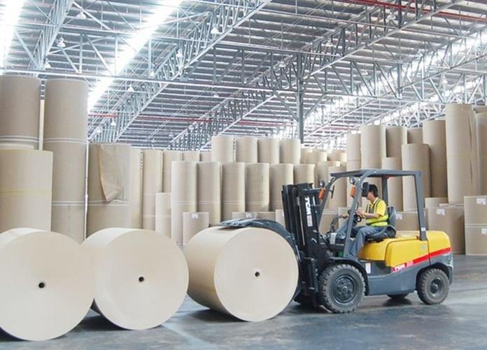 xưởng sản xuất hộp giấy