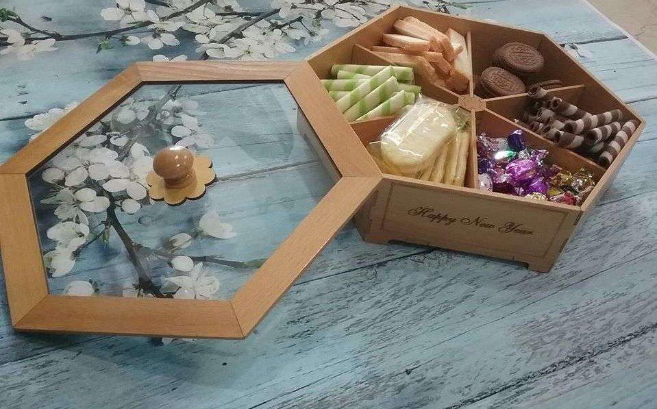 hộp quà gỗ