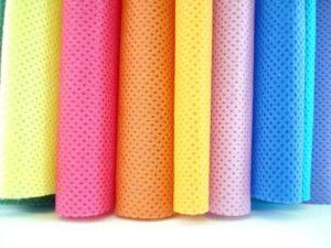 sản xuất vải không dệt