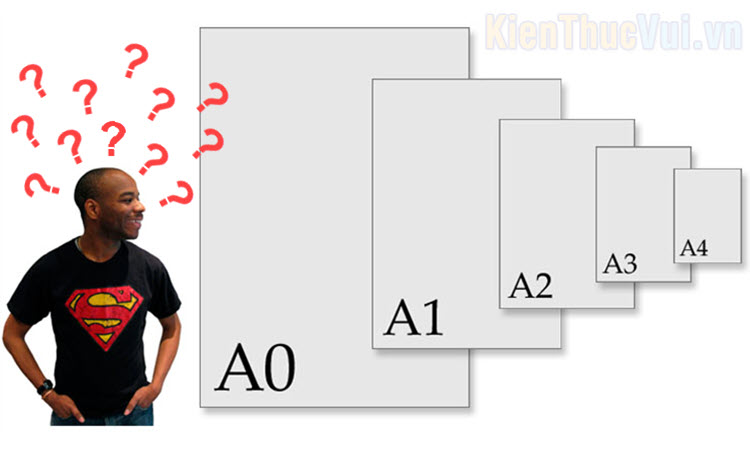 size a4