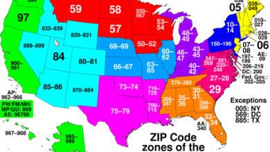 zip code la gi
