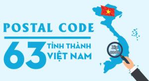 postal code là gì