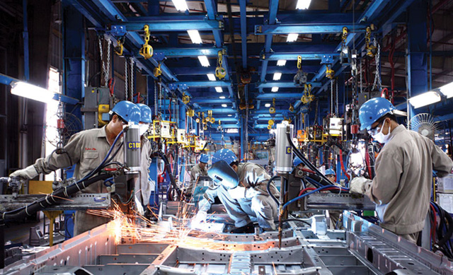 các ngành công nghiệp