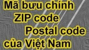 mã bưu chính