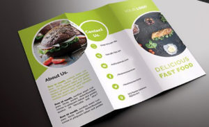 brochure đẹp