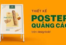 poster quảng cáo sản phẩm