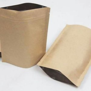 túi zip giấy