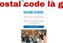 postcode là gì