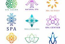 thiet ke logo spa
