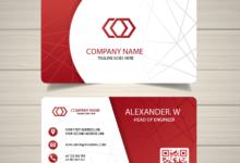kích thước name card