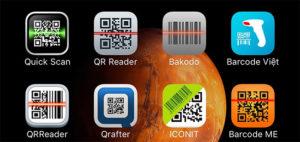 ứng dụng quét mã vạch