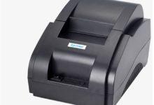 máy in hóa đơn bán lẻ