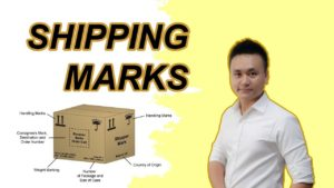 shipping mark là gì
