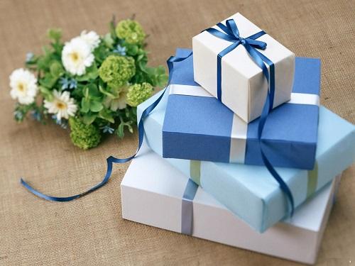 cách gói quà