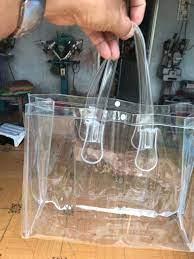 túi nhựa trong