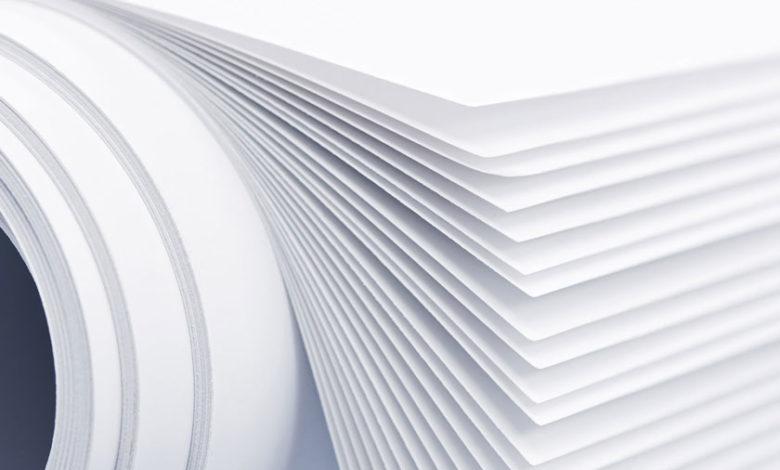 giấy in sách