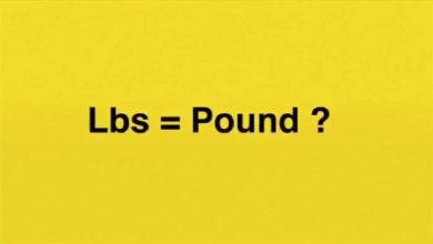 Lbs là đơn vị gì