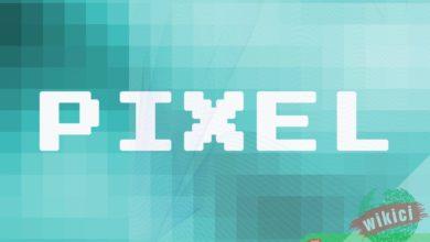 1 cm = pixel