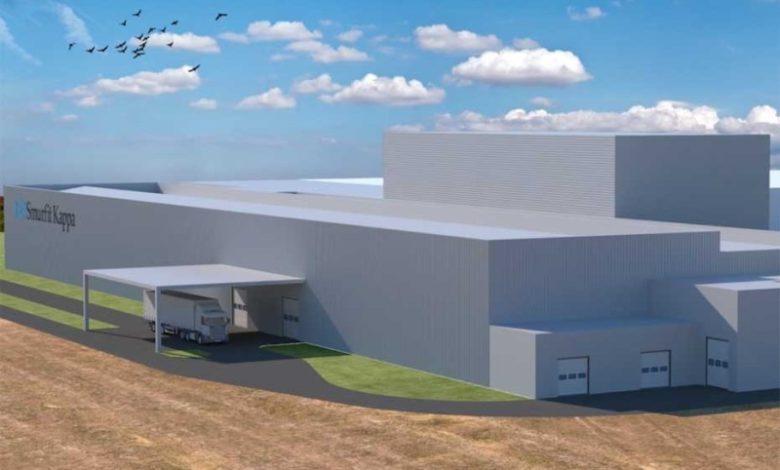 mở rộng nhà máy
