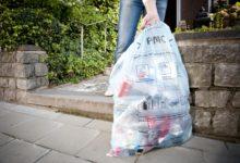 rác thải bao bì ni lông