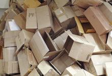 hộp các tông