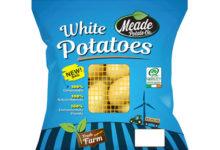 Đóng gói Khoai tây trong Túi giấy