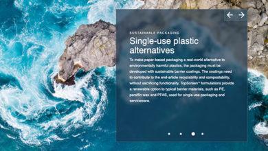 giải pháp đóng gói giấy thực phẩm và đồ uống thân thiện với môi trường