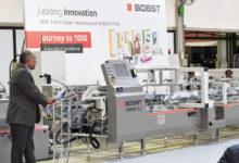 Bobst India đạt cột mốc quan trọng khi máy dán thư mục thứ 1.000 ra mắt dây chuyền sản xuất