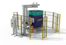 Tháp quay RTC mới của Orion cung cấp giải pháp gói tự động nhỏ gọn và có thể mở rộng