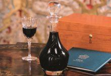 Glencairn Crystal tạo ra những chiếc decanter cắt bằng tay của Taylor