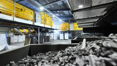 Độ tin cậy hoạt động cao hơn trong tái chế phế liệu và nhôm