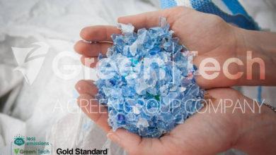 Công ty tái chế nhựa Green Tech được Tiêu chuẩn vàng công nhận để cấp tín chỉ carbon