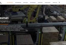 Trang web mới của các công ty Massman xuất hiện trực tuyến