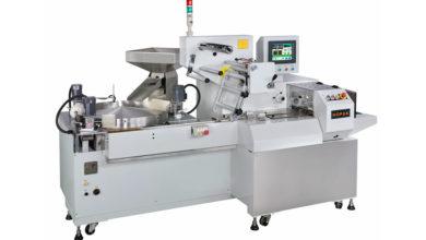 Máy đóng gói kẹo cứng sử dụng trong công nghiệp