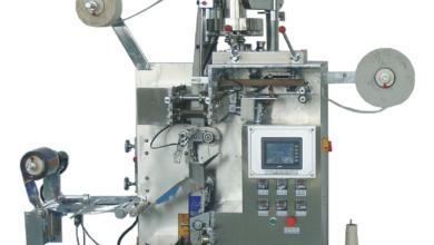 Sử dụng máy đóng gói trà túi lọc Việt Anh nhanh, gọn, an toàn
